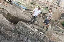 Archeologové Archai objevili na zámku ve Veselí nad Moravou pozůstatky středověkého hradu.