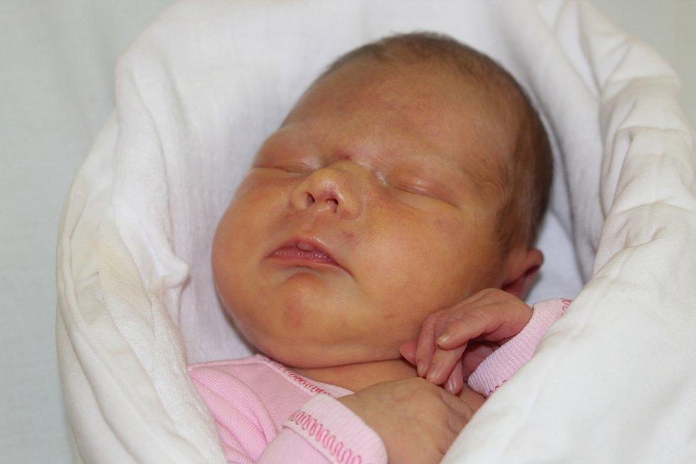 Nellie Isabelle Příkazská, Dolní Bojanovice, Nemocnice Kyjov, 29. dubna 2019, 49 centimetrů, 3210 gramů