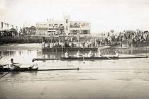 Na Baťáku se vrátí do veslařského pravěku