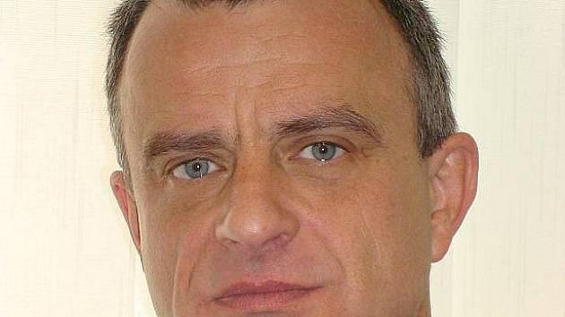 Hodonínský poslanec z Věcí Veřejných Otto Chaloupka.