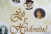 Kalendář města Hodonín na rok 2009 nazvaný Žili v Hodoníně…