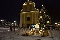Centrum Hodonína zaplní od soboty 12. prosince stánky s občestvením a řemeslnými výrobky.