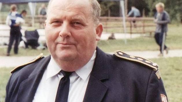 Miroslav Kuchař, starosta okresních dobrovolníků a zástupce velitele bzeneckého sboru.