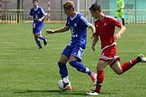 Třináctý ročník Memoriálu Ondřeje Voříška vyhráli mladší dorostenci Hradce Králové, které vedl bývalý ligový stoper Adrian Rolko.