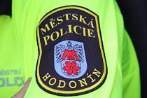 Městská policie v Hodoníně. ilustrační foto.