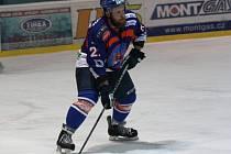 Hodonínští hokejisté porazili ve 14. kole druhé ligy Porubu 5:2. Domácí kapitán Petr Pokorný ve středu nastoupil k pětistému zápasu v dresu SHK.