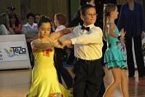 Na taneční festival se přišlo podívat přes šest set lidí. Soutěže se zúčastnilo rekordních čtyři sta jedna tanečních párů.