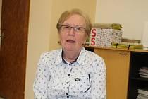Eva Šebestová miluje rohatecký kroj a pečuje o něj už čtyřicet let.