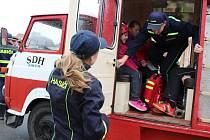 Dobrovolní hasiči z Josefova oslavili devadesátileté výročí své existence.
