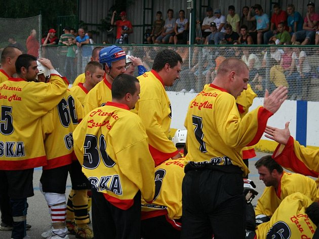 Hokejbalisté CSKA ukončili nadvládu Rigumu