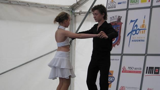 Den tance v Hodoníně