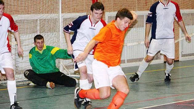 1. FTG Oranjes Dubňany vs Žabinští Vlci Brno