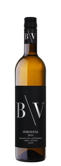 Vítězný Hibernal zBV vinařství.