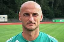 Zkušený fotbalista Radomír Víšek byl na podzim klíčovým hráčem divizního Hodonína.