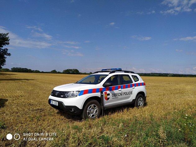 Na bezpečnost vPrušánkách nově dohlížejí obecní policisté