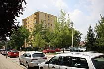 Kyjov chystá od letošního srpna stavební úpravy na třech sídlištích. Například Za Stadionem.