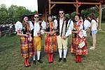Folklorní festival v Tvrdonicích