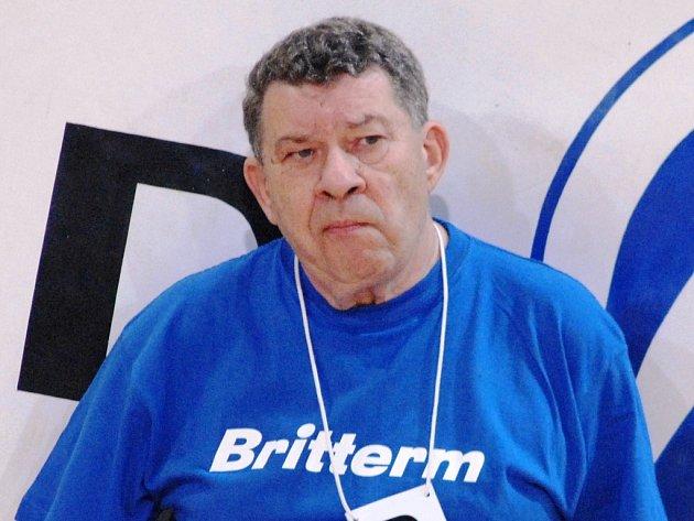 Legendární trenér Jiří Zerzáň.