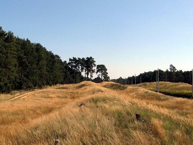 Národní přírodní památka Váté písky.