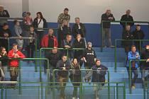 Hodonínští hokejisté porazili v derby Kometu Brno B 5:3.