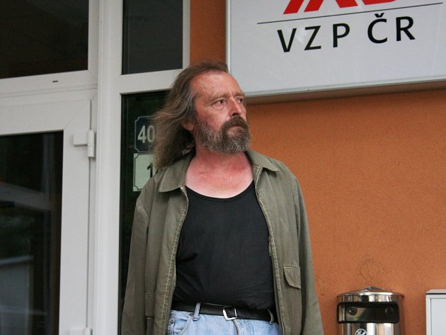 Miloslav Mareček versus VZP