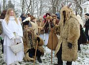 Ve Strážnici přiblížili vánoční zvyky našich předků