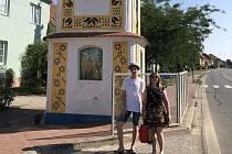 Argentinská návštěva v Zarazicích.