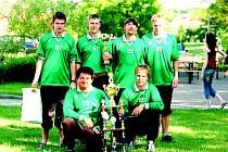 Vřesovičtí hasiči každoročně bojují v hodonínské Grand Prix o nejvyšší příčky. V roce 2009 skončili pátí.