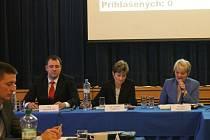 V Boskovicích se v pondělí odpoledne konalo zasedání nového zastupitelstva.