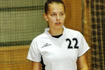 Spojka Barbora Melichárková (na snímku) nastřílela Olomouci stejně jako pivotka Adriana Kožuochová šest branek.