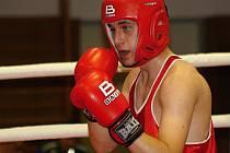 V Těmicích se o víkendu uskutečnilo finále družstev Sportovních center mládeže. Na Slováckém ringu se neztratil ani mistřínský boxer Pavel Zouhar.
