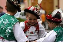 DĚTSKÁ STRÁŽNICE. Děti mají vlastní festival.