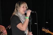 Rockový koncert v klubu Beseda - ilustrační foto