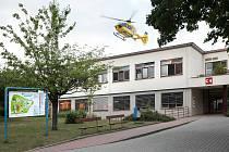 Nemocnice v Kyjově.