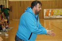 Kouč veselských starších dorostenek Miroslav Slovák byl po utkání s Pardubicemi spokojený.