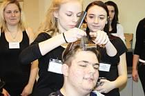 Cesta k řemeslu, akce pořádaná Integrovanou střední školou v Hodoníně.