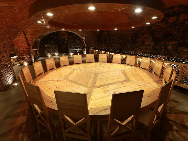 Zámecké vinařství Bzenec se stalo vinařstvím roku 2015.
