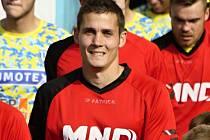 Záložník Zdeněk Šturma pomáhal rodnému Hodonínu s postupem do třetí ligy.