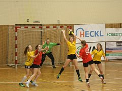 Hodonínské házenkářky domácí turnaj nezvládly. V zahraniční konkurenci obsadily poslední šesté místo.