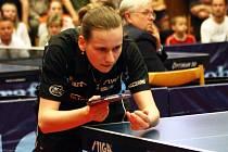 Stolní tenistka Hana Matelová má za sebou báječnou sezonu. V jednotlivcích vyhrála titul, s Hodonínem se rozloučila ziskem stříbrné medaile.