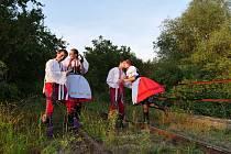 Mutěnická chasa oslaví Kateřinské hody