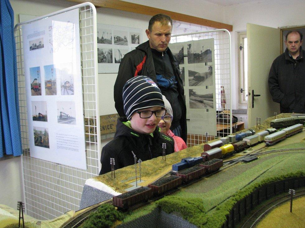 Kyjovské stavědlo se opět otevřelo nejen milovníkům železnice.