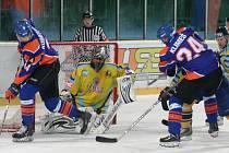 1. semifinále play off: Hodonín vs Přerov
