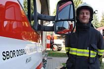 Kyjovští dobrovolní hasiči mají nové hasičské auto. Novinkou sboru je také opravená hasičská zbrojnice.