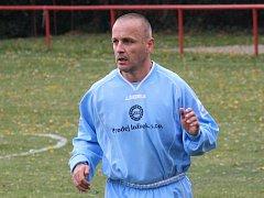 Funkcionář Zbyněk Válka (na snímku) skončil ve fotbalovém klubu Sokol Strážovice, který nepřihlásil mužstvo mužů do III. třídy.