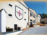 Templářské sklepy Čejkovice - ilustrační foto.