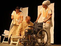 Premiéra nové hry Divadelního souboru Svatopluk Mínus 2.
