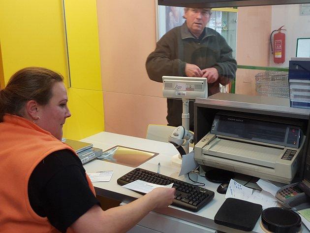 Pošta Partner v Bohuslavicích u Kyjova je první svého druhu na Hodonínsku. Lze ji nalézt v místní Jednotě.