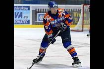 Útočník Zdeněk Kučera se velkou měrou podílel na výhře Drtičů v Pelhřimově. Sedmadvacetiletý hokejista nejprve vyrovnal na 2:2 a následně proměnil rozhodující nájezd.