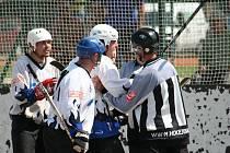 Mistrovský titul v Regionální hokejbalové lize patří po roční odmlce znovu Rigumu.